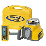 Spectra Precision LL300N Laser Level, Self Leveling Kit with HL450 Receiver, Clamp, Alkaline...