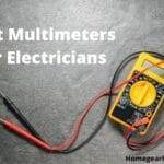 Best Multimeters For Electricians