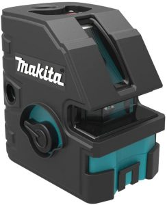 Makita SK104Z Self-Leveling Horizontal Vertical Cross-Line Laser
