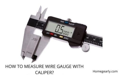 How To Measure Wire Gauge With Calipers