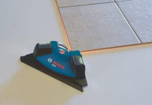 laser level for tile